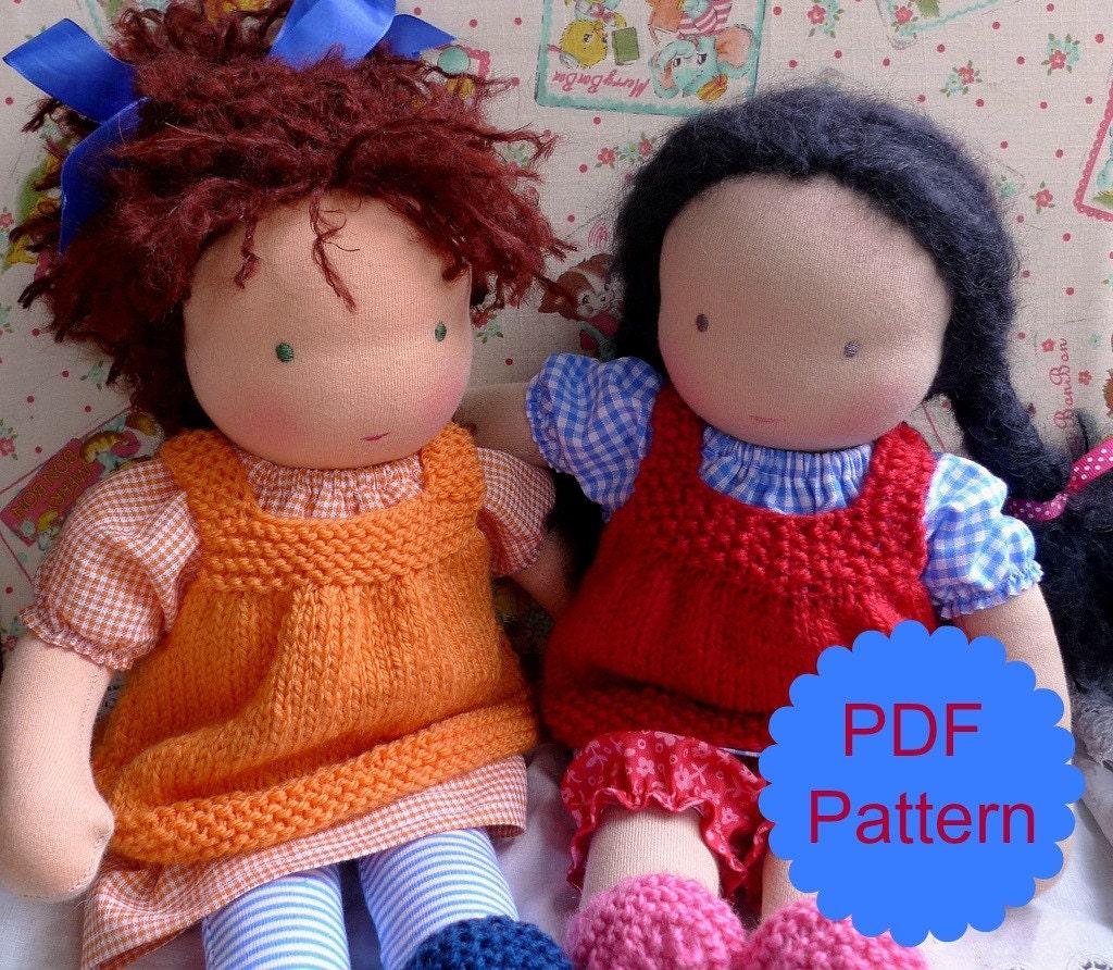 Knitting Jenny Review : Little jenny wren pinafore knitting pattern pdf