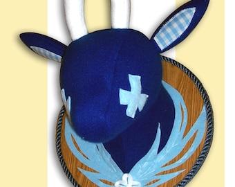 Plushkill Forest-YRU Blue Deer