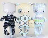 Puppy Baby Doll PDF Pattern