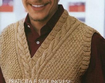 English Style Vest