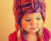 Cool Girl Hat Pattern for Kids or Adults