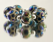 Ix Chel - Lampwork Glass Bead Set by Clare Scott SRA