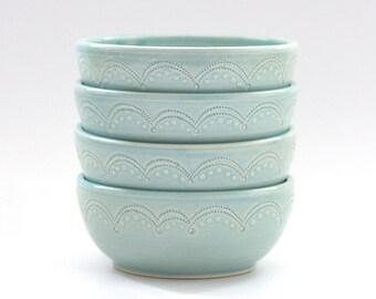 Cereal bowls - Soup bowls - Set of 4