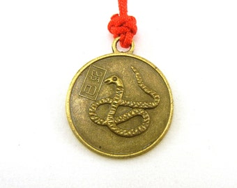 Chinese zodiac snake charm