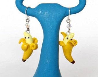 Friendly Banana Dangle Bling