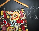 SAMPLE - Ladies Samurai PANTS - Alexander Henry - Will fit size XS / S - by Boutique Mia and More - Ready To Ship