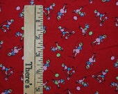 Quilter fabric TOYBOX II retro style children playing cotton by Blue Hill Fabrics
