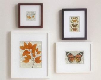 Fall Set of prints