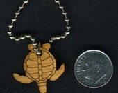 Sea Turtle Zipper Pull / Key Chain