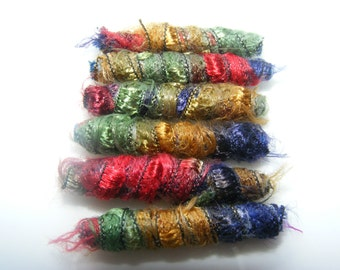 All the leading fiber beads agree.  We live in a colorful fairytale world of love and admiration. Fiber Bead tube for dreads, artisan bead