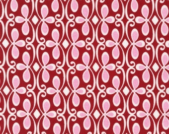 Laurie Wishburn, Olive the Ostrich Trellis in Red, Yard