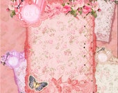 Buy 1 Get 1 Free Shabby Ultra Chic Rose Butterfly Stationary Tag Frames Vintage Digital Clipart No.1 Scrapbooking Graphics Instant Download