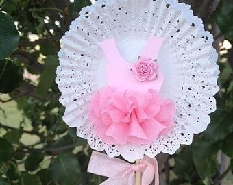 Ballerina Tutu Wand for Ballet Party