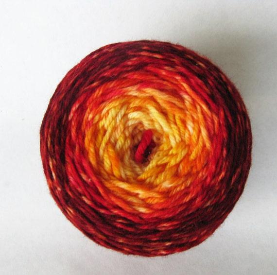 Harlequin DK 100% Superwash Merino Wool USA Made Color:
