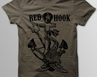 Red Hook Anchor Tee
