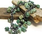 Turquoise bracelet African turquoise bracelet, Waterhole
