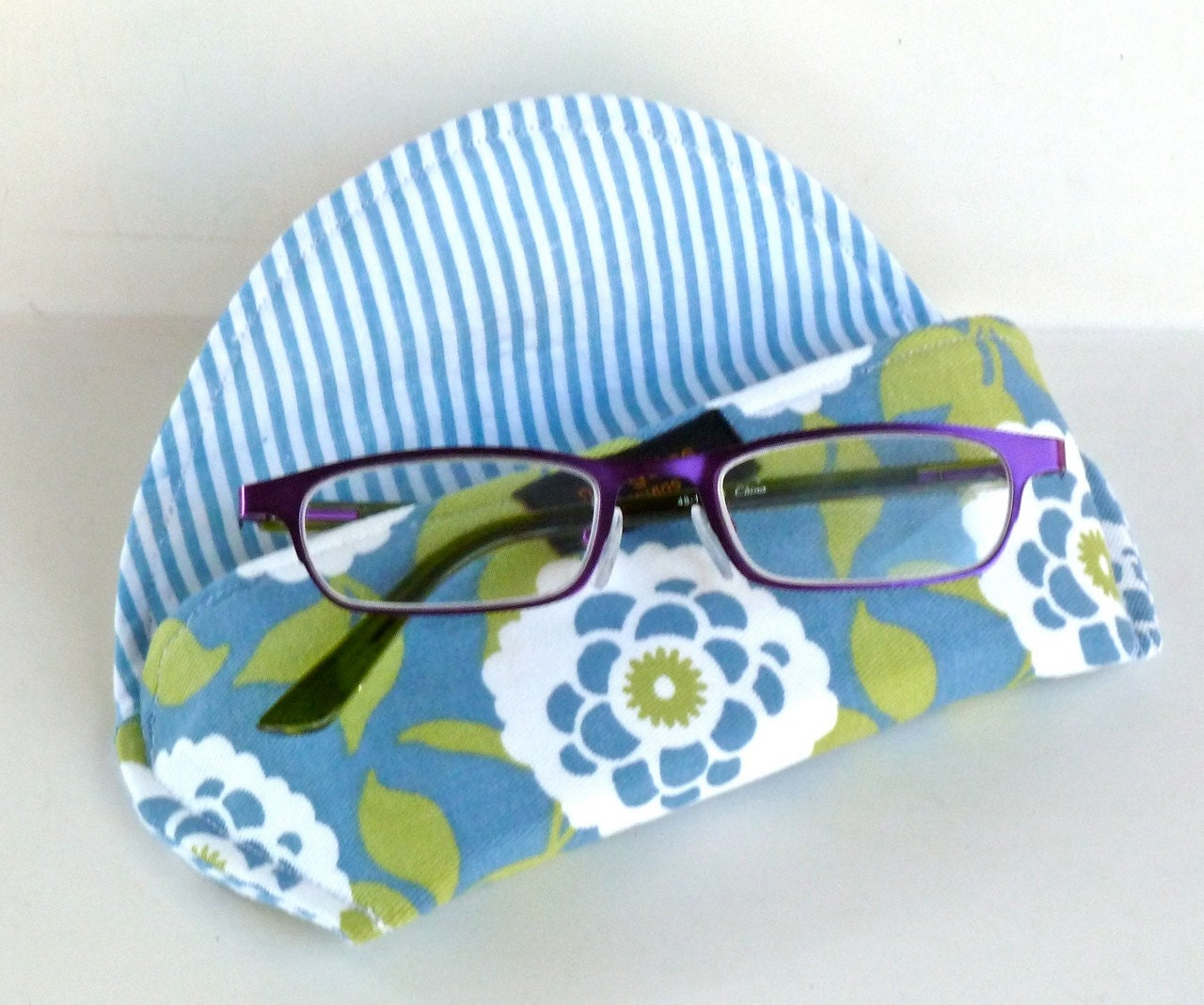 fabric eyeglass or sunglass magnetic by