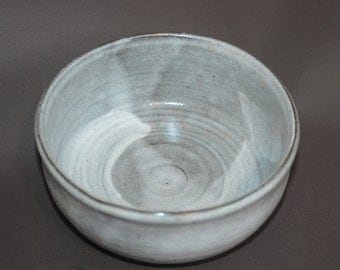 all purpose stoneware pottery  bowl for everyday use - handmade, ready to ship  B13