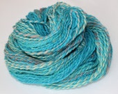 Blue Raspberry Handspun Yarn