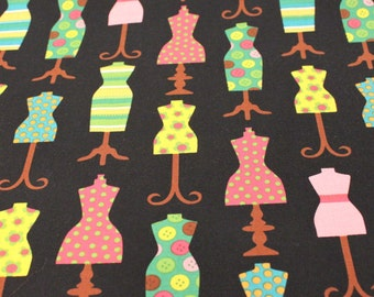 Sew Fine Fabric  By Blank - 1 yard - Cotton Fabric / Fabric by Yard / New Fabric / Sewing Supplies / Quilting Cotton