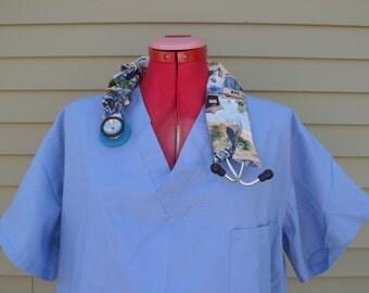 Handmade Stethoscope Cover - EMS, RN, MD