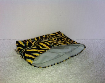 Eco Bag-Small-Yellow Zebra (Eco 53-S)