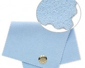 Silver Jewelry Polishing cloth,  7-1/4 x 5-3/4 inches