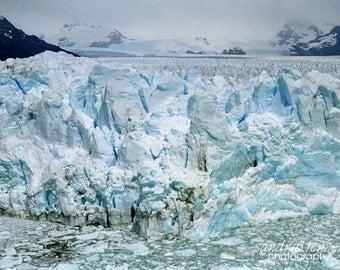 "8x10"" Print/Photo - ""Glacier Upsala"" - Patagonia, Argentina"