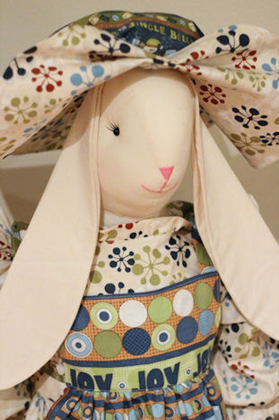 Vacuum Cleaner Cover Novelty Upright Decorative Bunny