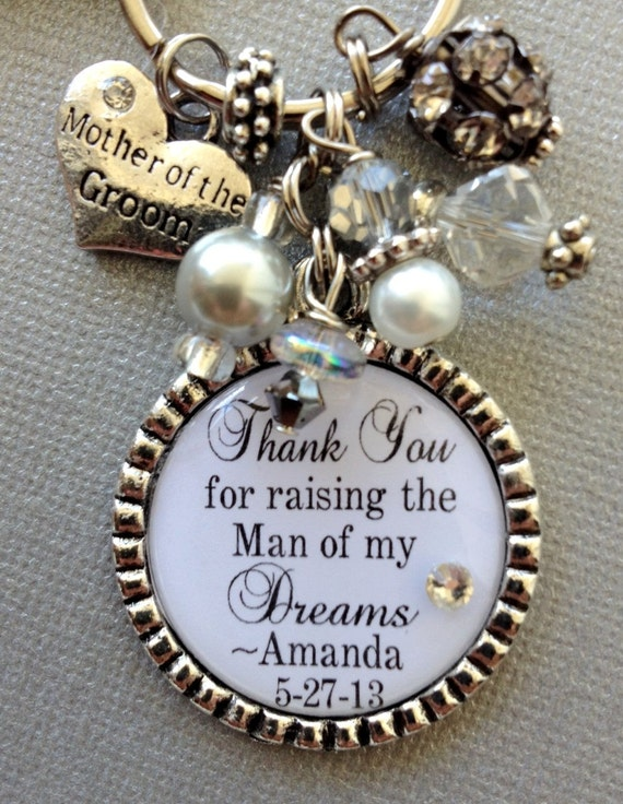 Best Wedding Gifts For Mother Of The Bride : MOTHER of the GROOM gift, mother of bride, PERSONALIZED wedding, Thank ...