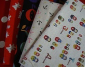 Kawaii Japanese fabric bundle 1