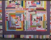 Scrappers Delight quilt,Baby/ Accent quilt