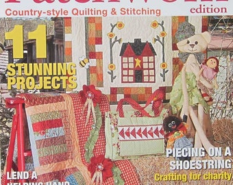Creating Country Threads Patchwork Quilting Magazine