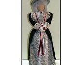 Flossie Jacqueline Handmade Victorian Faceless Lady Art Doll
