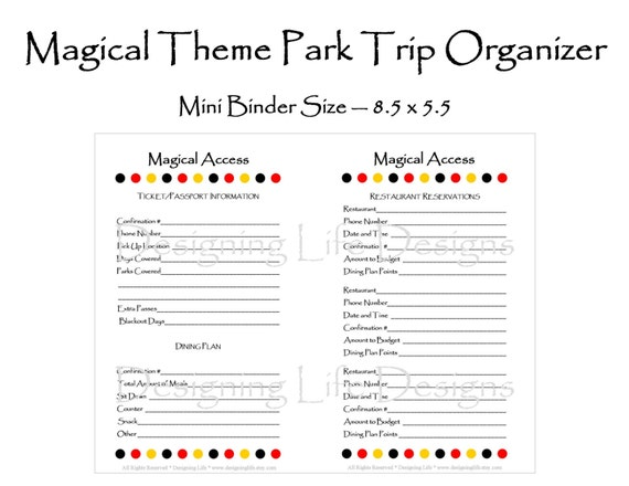 Printable Tickets Template: Boarding Passes for Surprise ...
