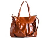 Mini Ruche Bag in Arabian Spice Leather - Made to Order