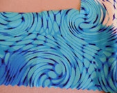 Swim Lycra  one yard listing is 60 wide  Ocean blue