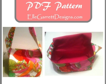 PDF Pattern - Large Coupon Organizer Pattern