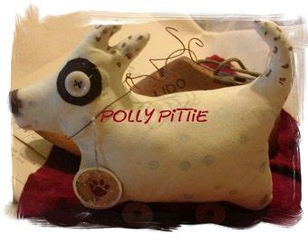 Polly Pittie, Primitive Pit Bull Dog OFG PFATT