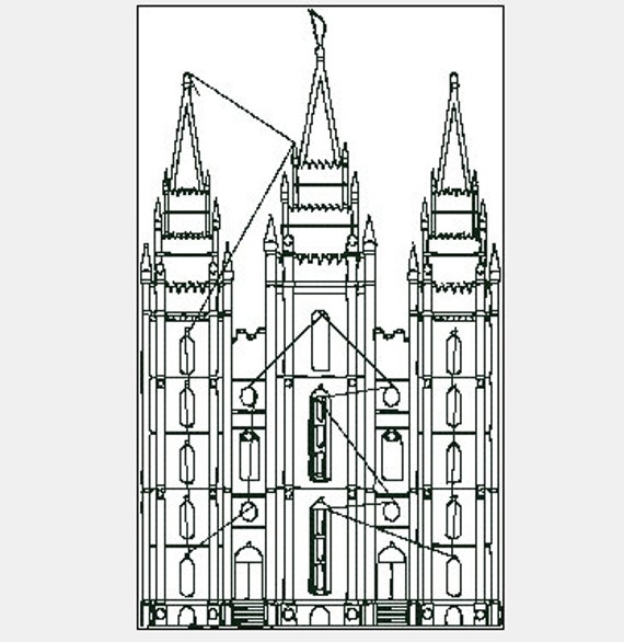 Lds Machine Embroidery Designs