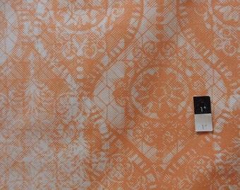 CLEARANCE Free Spirit Design Loft PWFS027 Chiffon Purity Peach Cotton Fabric 1 Yard