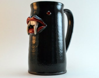 Tall Vampire Mug