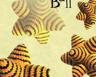 1) Pointed Swirl Ball