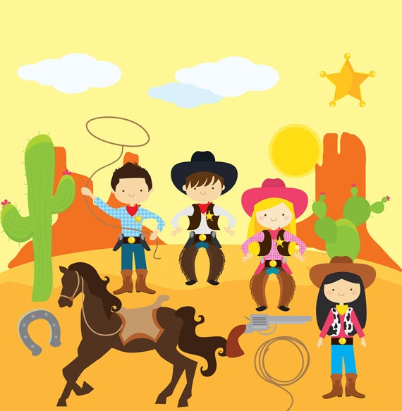 clipart gratuit far west - photo #4