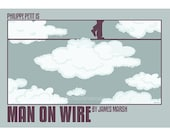 Man on Wire 18x12 inches movie poster