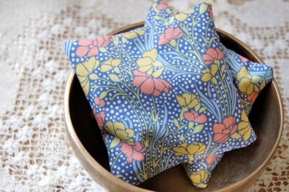 Lavender Sachets: Liberty of London French Blue