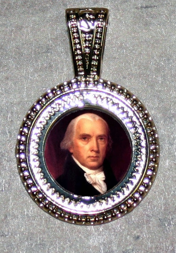 President James Madison Pendant