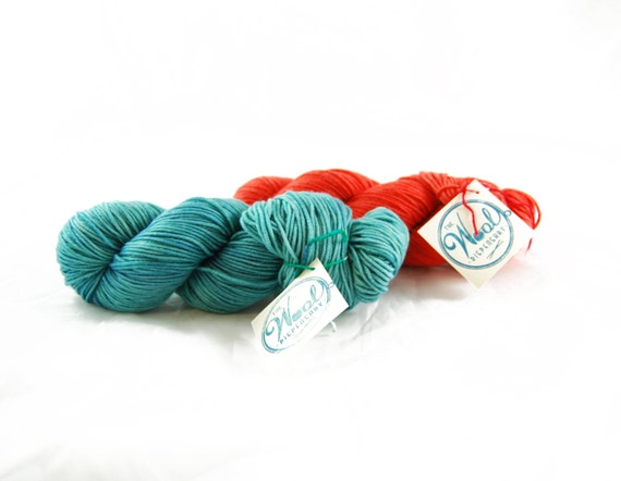 NEW Deadliest Poison from The Wool Dispensary Yarn Bundle for Xavier the Observant Owl