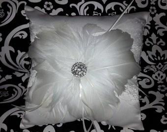 Pippa Ring Bearer Pillow - Ready To Ship