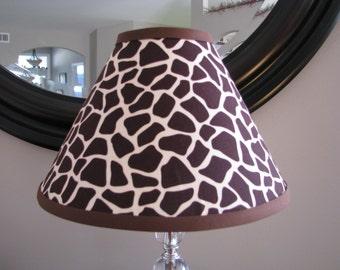 Lamp shade Giraffe Lamp Shade